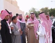 #عاجل  الأمير عبدالله بن بندر يكف يد مسؤول في الحرس الوطني … لهذا السبب!