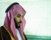 دعاء الشيخ السديس لولي العهد