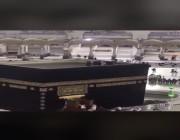 درعمة وصياح 》》محمد بن سلمان صعد سطح الكعبة