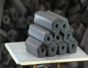 طريقة صناعة الفحم السداسي الجديد