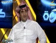 خالد البلطان و رأيه بمسيرة تركي آل الشيخ الرياضية ؟