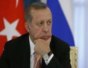 السعوديين يعاقبون اردوغان