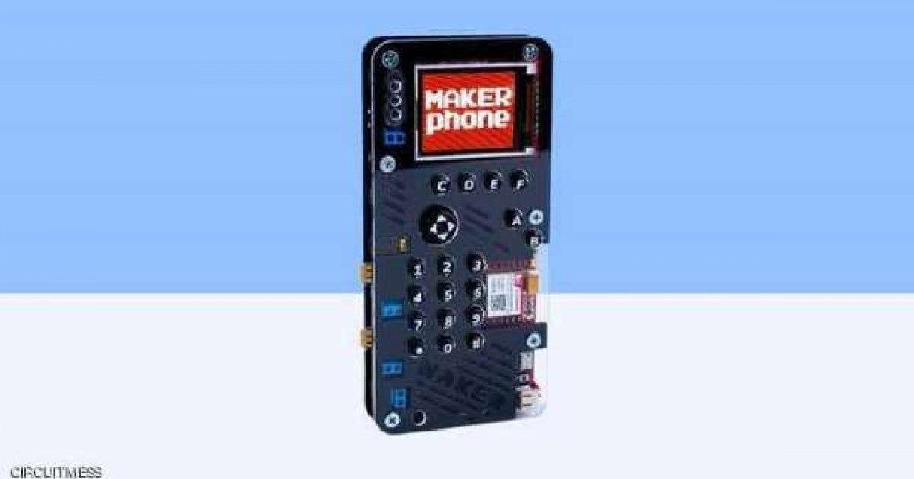 اصنع هاتفك بنفسك.. بأقل من 100 دولار