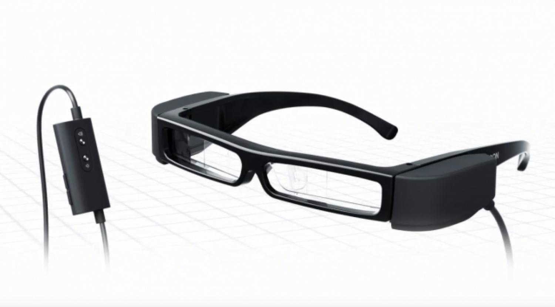 نظارة جديدة من «إبسون» للواقع المعزز