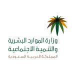 Photo of وزارة الموارد البشرية تعلن 813 وظيفة للجنسين عبر بوابة العمل عن بعد
